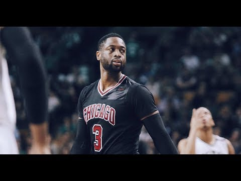 Dwayne Wade and Bulls agree to Buyout: Becomes free agent