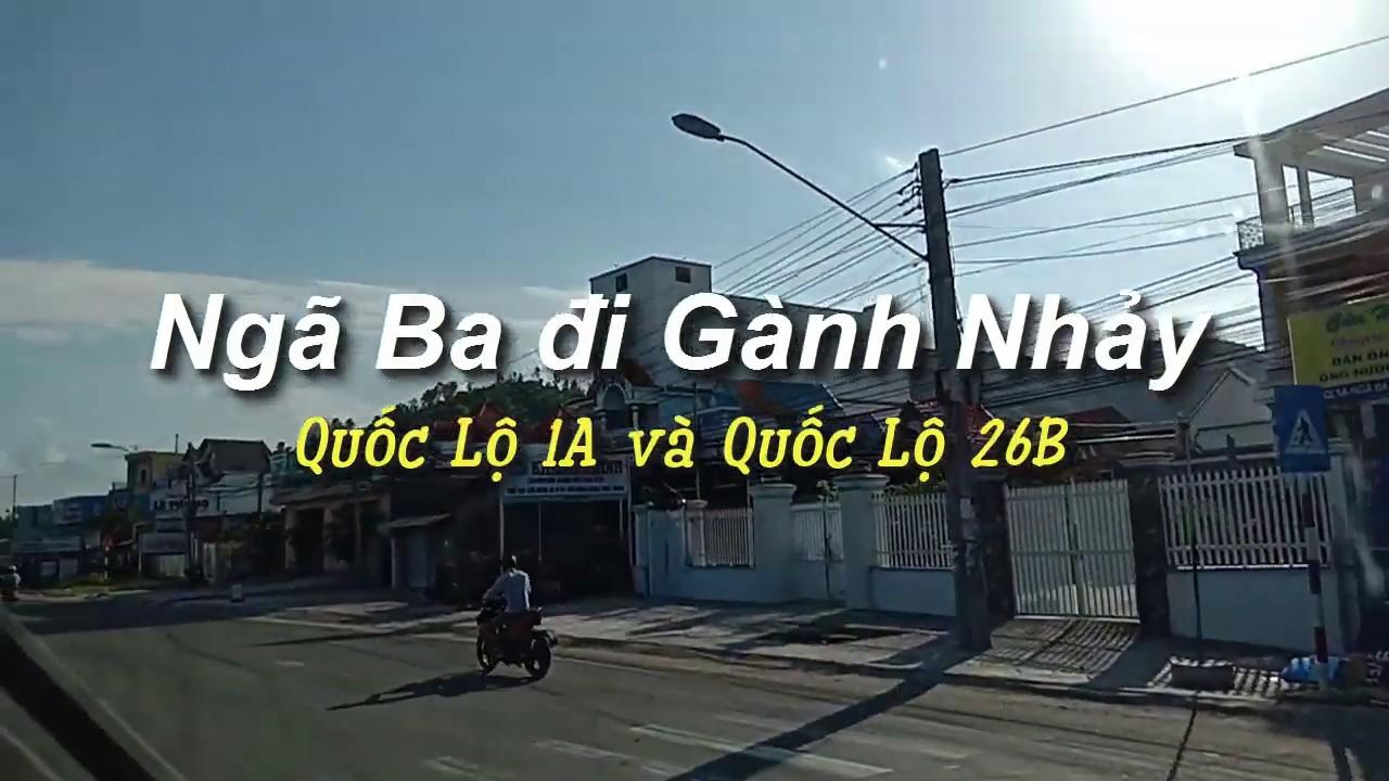 Ngã Ba đi Gành Nhảy, Ninh Hòa, Khánh Hòa | Khánh Hòa 2019