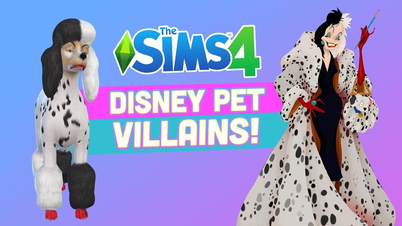 disney-villains-as-pets-in-the-sims-4-cas