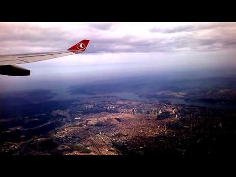 Istanbul from Above - Right Under the Clouds