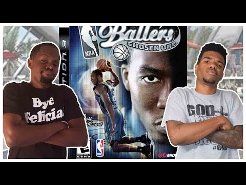 SHOW ME THE MOVES!!  - NBA Ballers The Chosen One Gameplay | #ThrowbackThursday ft. Juice