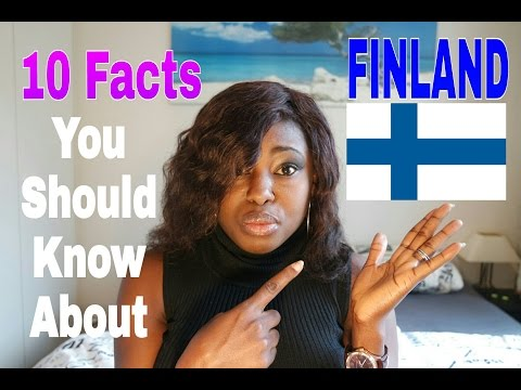 10 THINGS YOU SHOULD KNOW ABOUT FINLAND / FINNISH CULTURE; Interesting finland facts (FIN Subtitles)