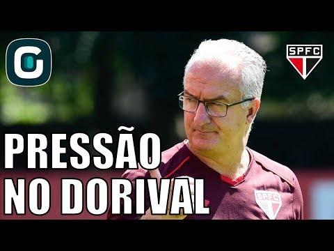Pré-jogo: Ituano X São Paulo | 4-4-2 No São Paulo E Dorival Ameaçado?- Gazeta Esportiva (21/02/18)