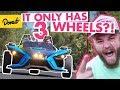 Polaris Slingshot: Three Wheel Fun!   The New Car Show