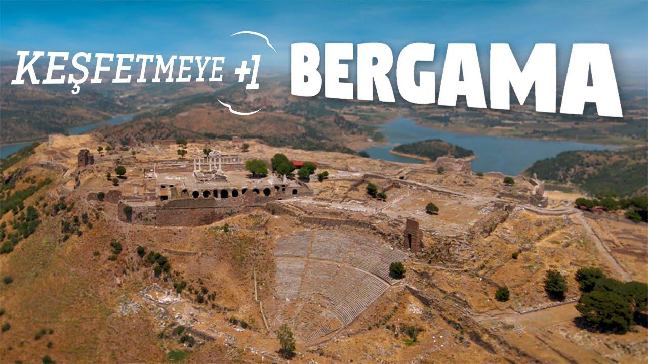Bisikletle Türkiye Turu: Efsanevi Pergamon Antik Kenti #131