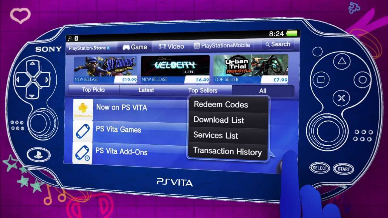 download ps vita game