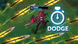 Cleanest LOL Moments 2019 (Dodges, Synergy, Pentakill...)