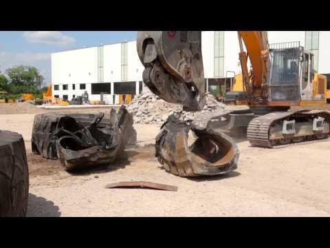 Eldan Mining Tyre Challenge