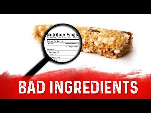 9 Bad Keto Ingredient to Avoid