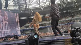 Beyonce and Jay Z: On The Run Tour (Part II) - Drunk In Love, Diva, Clique