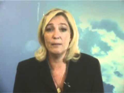 Pour une République VRAIMENT Française ! - Marine LE PEN