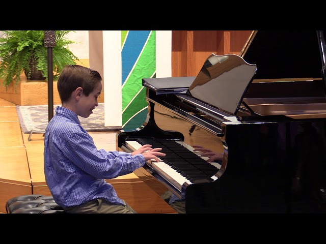 M.Clementi arr. Eklund,  Little Sonata in C