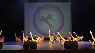 "Танец ""Зажигай"" -  под песню Я Рисую - Шмакодявка"