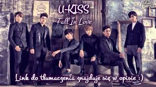 [MV/ ROM/ PL, ENG SUB] U-KISS - Fall In Love ~polskie napisy; English subtitles~