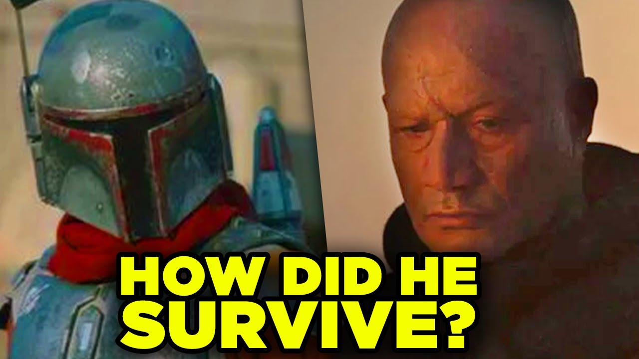 Boba Fett's age in 'Mandalorian' confirms an important new Star ...