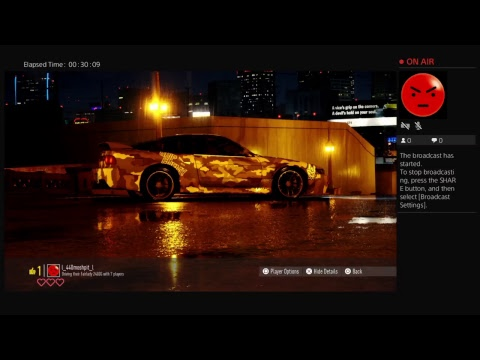 l_440moshpit_l's Live PS4 Broadcast