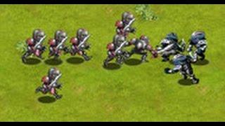 Mini-Game {Война Мираджина / Miragine War} - Победа - RED