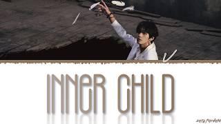 Cover images BTS V - 'INNER CHILD' Lyrics [Color Coded_Han_Rom_Eng]