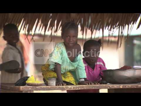 LIBERIA: EBOLA COUNTRY