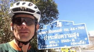 Cycling Doi Inthanon. How we cycled up one of the HARDEST climbs on earth.