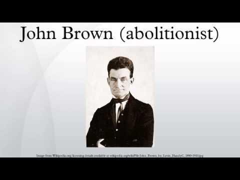 John Brown (abolitionist)