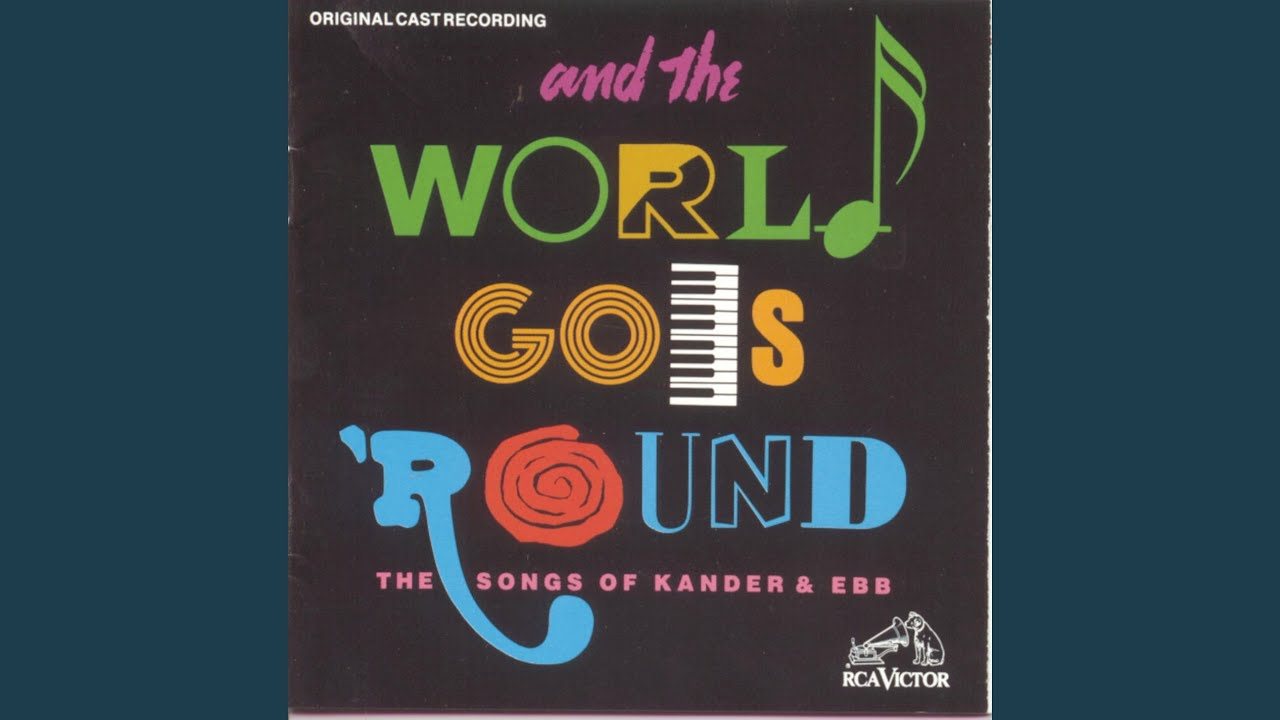 The World Goes Round Reprise My Coloring Book