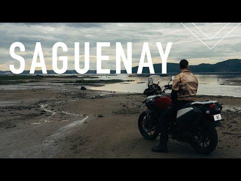 Saguenay Motorcycle Trip