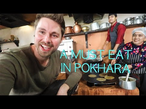 Nepalese FISH FEAST, Insanely DELICIOUS - Pokhara, NEPAL