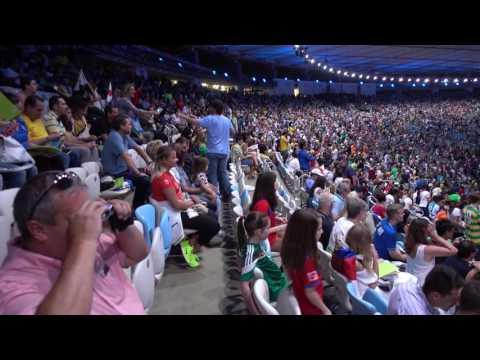 RIO 2016 - OPENING CEREMONY, MARACANA STADIUM