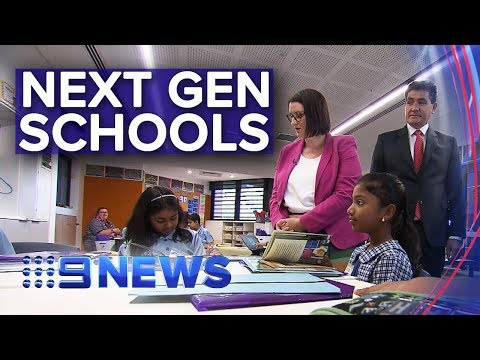 Inside Western Sydney Schools' $30m Upgrade | Nine News Australia