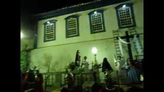 paroquia nossa senhora da conceiçao. prados mg, semana santa 2013