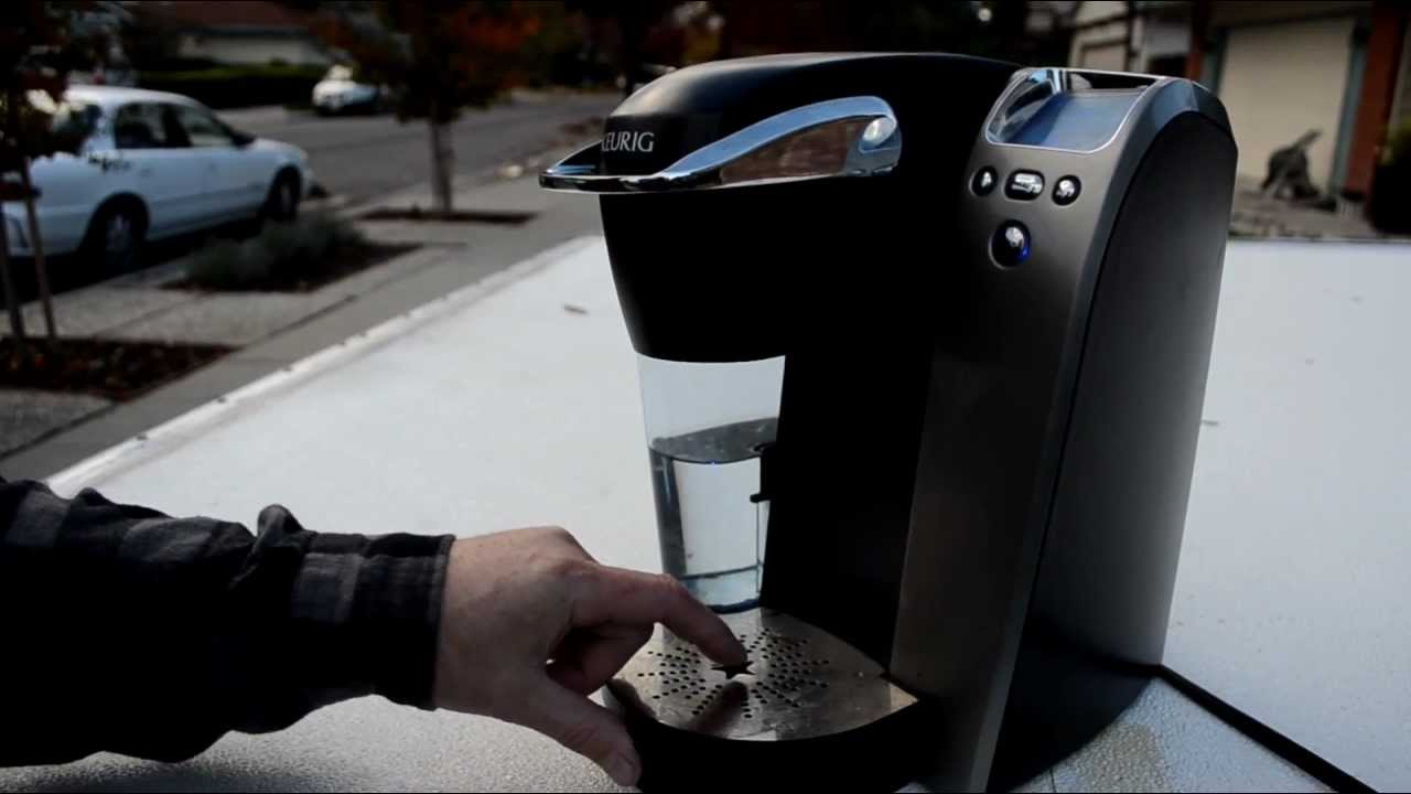 Ultimate Keurig coffee maker repair tool - YouTube