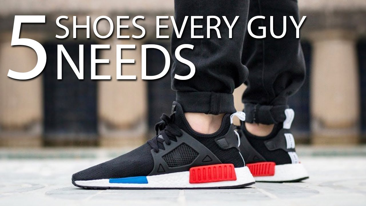 Watch 10 black sneakers you can wear every day video
