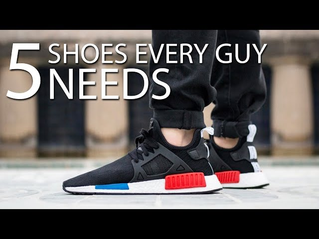 169c693fa Father's Day 2018: 5 Shoes Every Dad Should Have
