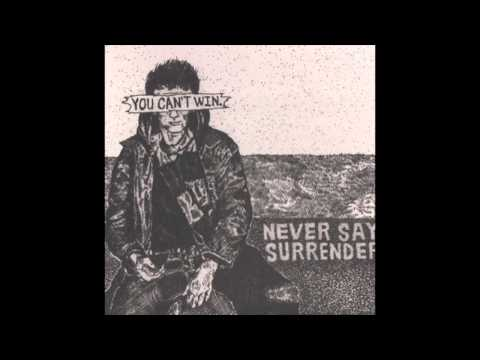 Alcohol And Apathy - Never Say Surrender
