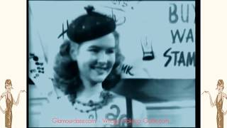 1940s Teen Age Fashions - Archive film 1943 Thumbnail