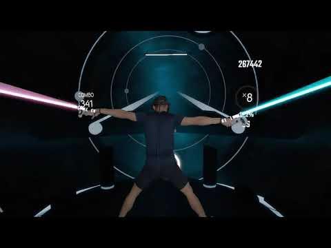 Burn Out - Martin Garrix & Justin Mylo ft. Dewain Whitmore - Beat Saber Mixed Reality