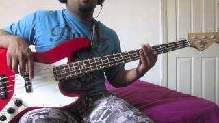 Choti si asha - Bass guitar cover