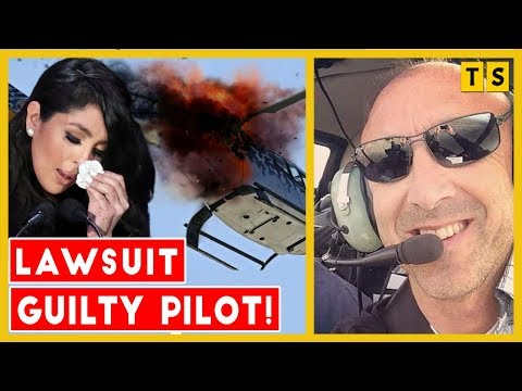 Vanessa Bryant Sues The Owner And Operator Company For The Helicopter Crash