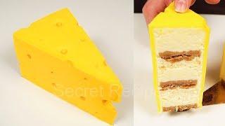Сыр или торт? Славный получился сырочек из чизкейков | Сheese сake