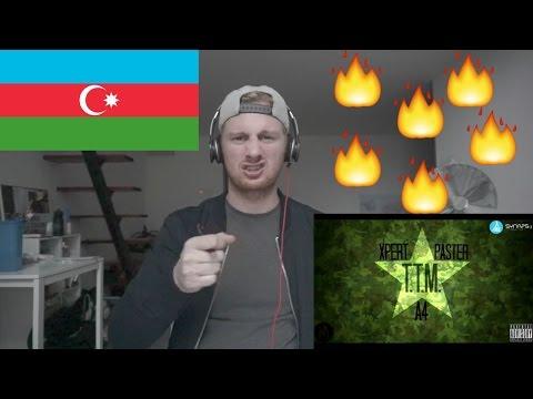 (FIRE!!!) AZERBAIJAN RAP REACTION // A4 Ft. Xpert Ft. Paster - TTM (+18)