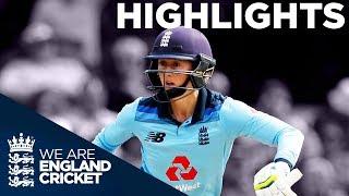 England v Australia 3rd Royal London ODI Highlights | The Women's Ashes 2019