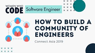 How to Build a Community of Engineers