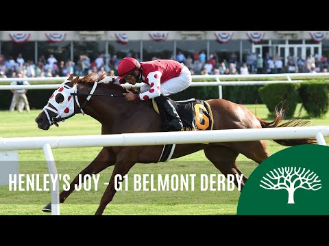 Belmont Stakes (2019) - Results- Sir Winston