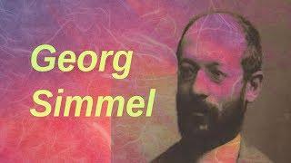 GEORGE SİMMEL KİMDİR?