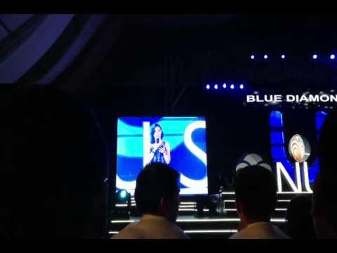 Marielle Flores - New Blue Diamond