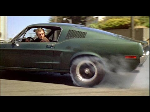 Greatest Hollywood Car Chase of All Time