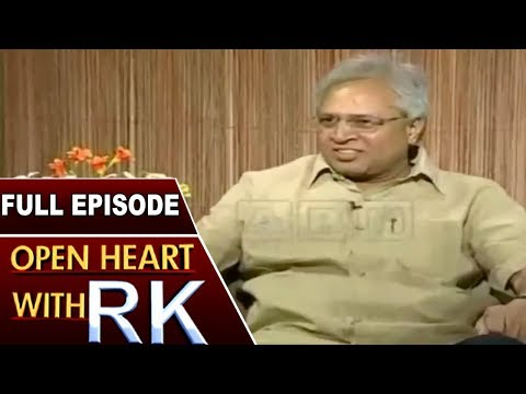 Congress Leader Undavalli Arun Kumar Open Heart With RK | Full Episode | ABN Telugu