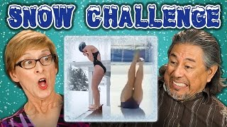 try not to get mad challenge