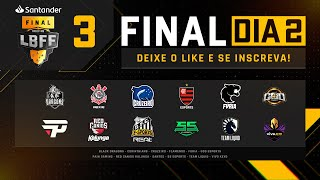 LBFF FINAIS - Dia 2 | Free Fire